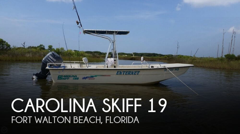 2002 Carolina Skiff 19 - Photo #1