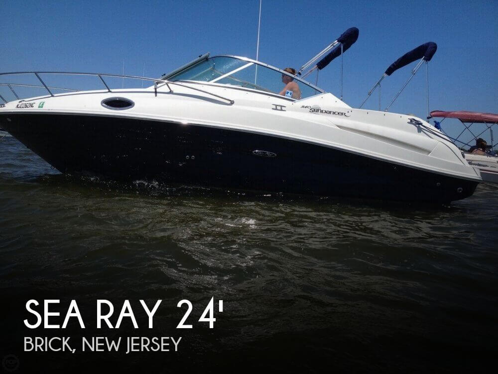 2007 Sea Ray 24 - Photo #1