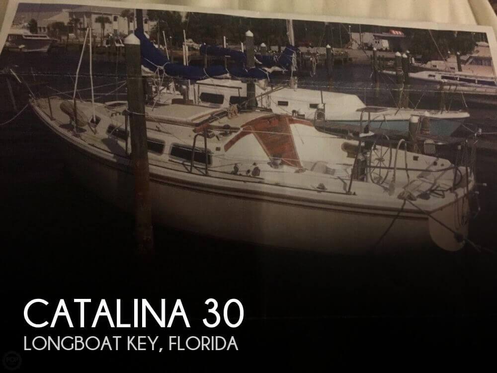 1985 Catalina 30 - Photo #1