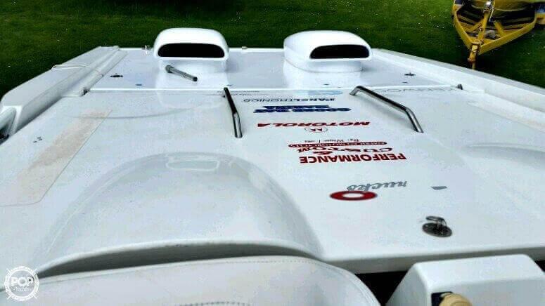1999 Formula 38 - Photo #5