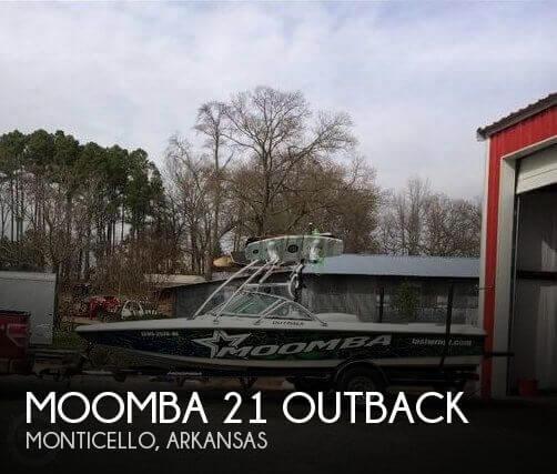 2006 Moomba 26 - Photo #1