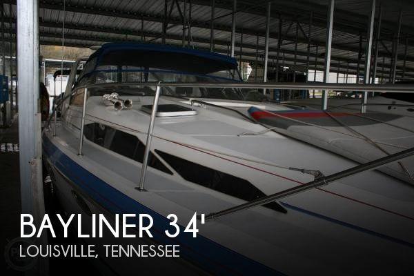 1987 Bayliner 34 - Photo #1