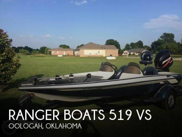 2003 Ranger Boats 19 - Photo #1