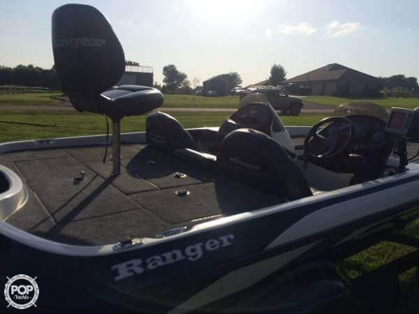 2003 Ranger Boats 19 - Photo #11
