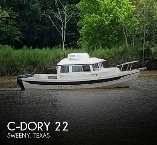 2005 C-Dory 22 - Photo #1