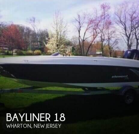 2015 Bayliner 18 - Photo #1
