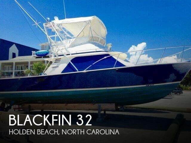 1984 Blackfin 32 - Photo #1