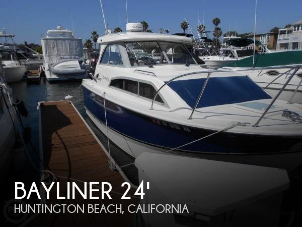 2007 Bayliner 24 - Photo #1