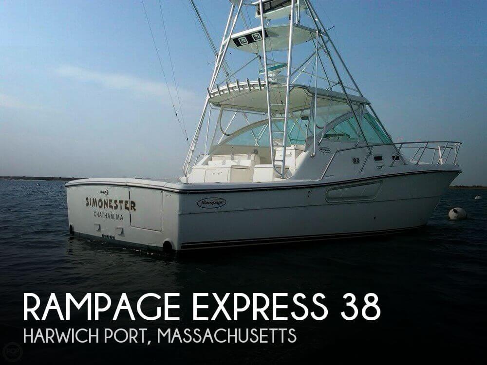 2001 Rampage 36 - Photo #1