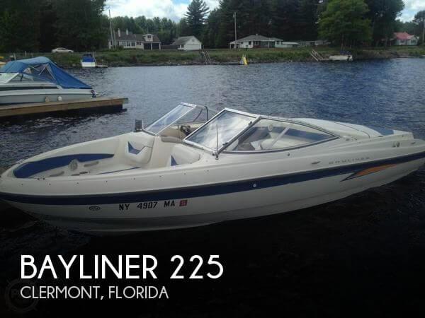 2004 Bayliner 22 - Photo #1