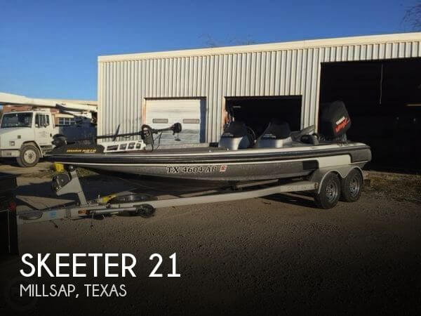 2006 Skeeter 21 - Photo #1