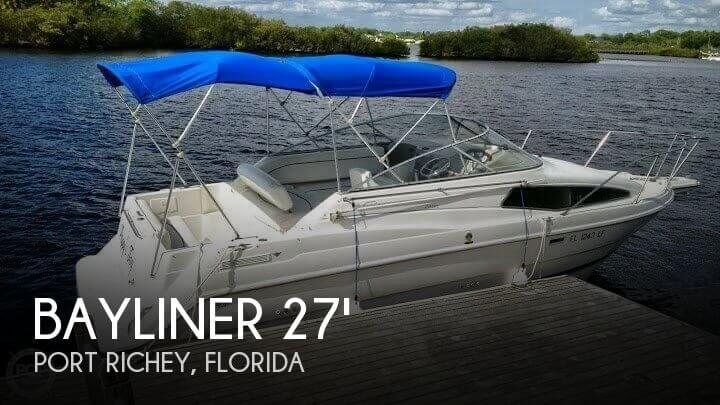 1999 Bayliner 27 - Photo #1