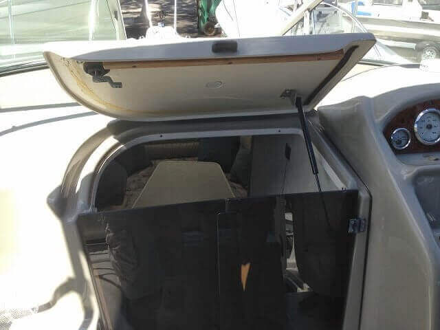 1999 Bayliner 27 - Photo #16
