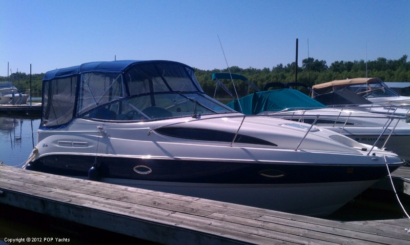 2007 Bayliner 275 - Photo #21