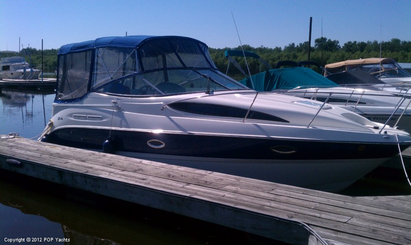 2007 Bayliner 275 - Photo #11