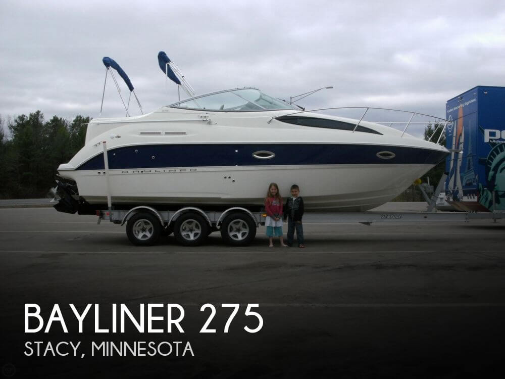 2007 Bayliner 275 - Photo #1