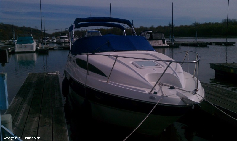 2007 Bayliner 275 - Photo #14