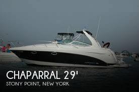 2007 Chaparral 290 Signature - Photo #1