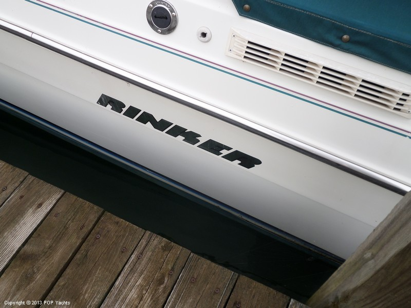 1994 Rinker 280 Fiesta Vee - Photo #14