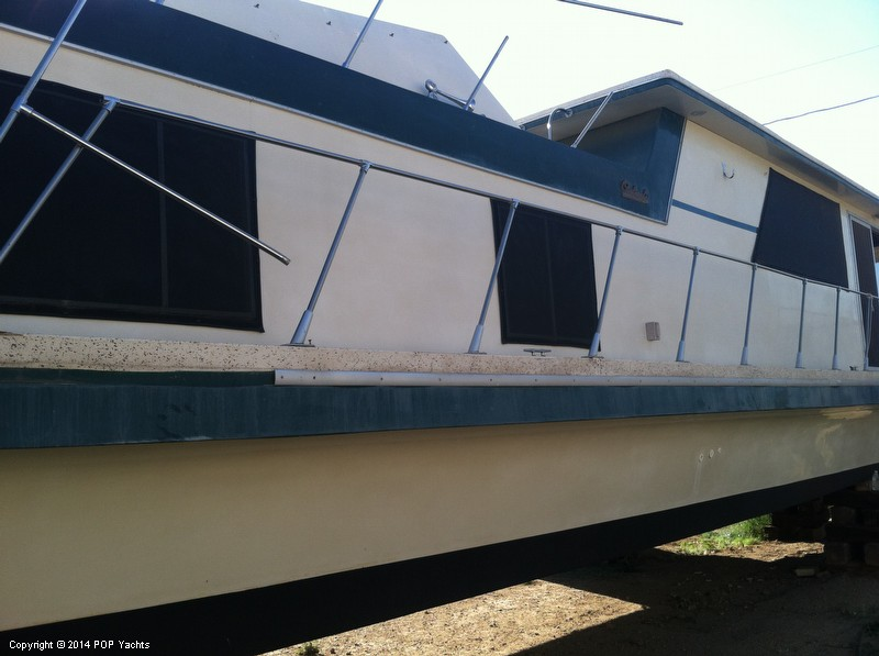 1980 Carl Craft 57 House Boat - Photo #16