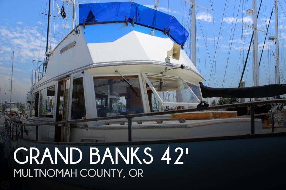 1969 Grand Banks 42 Classic - Photo #1