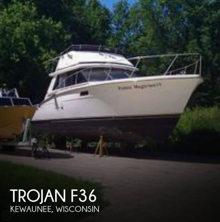 1979 Trojan F36 - Photo #1