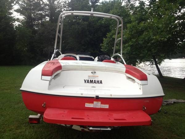 2004 Yamaha AR210 - Photo #5