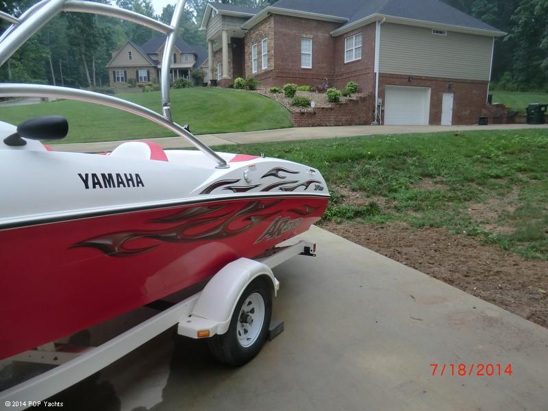 2004 Yamaha AR210 - Photo #13