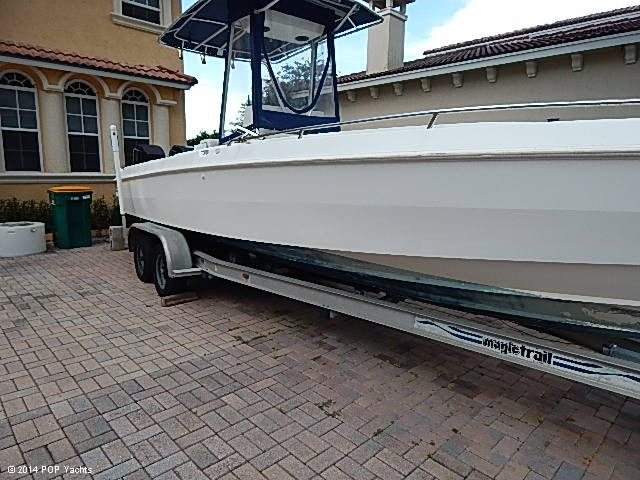 1999 Wellcraft Scarab 26 Sport - Photo #10