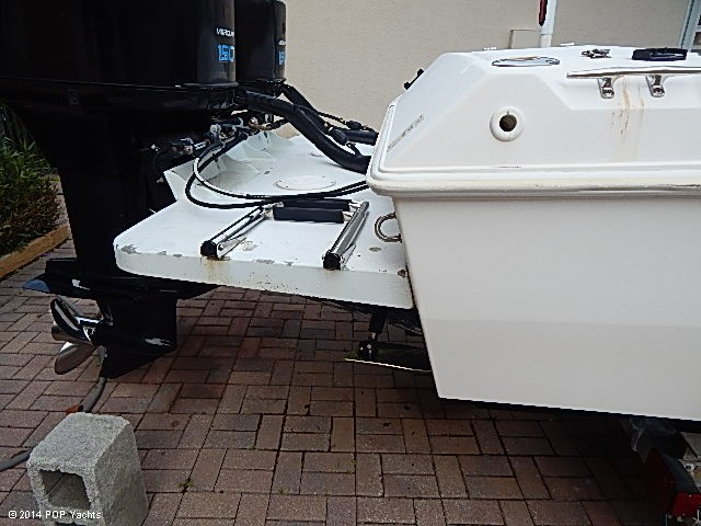 1999 Wellcraft Scarab 26 Sport - Photo #14