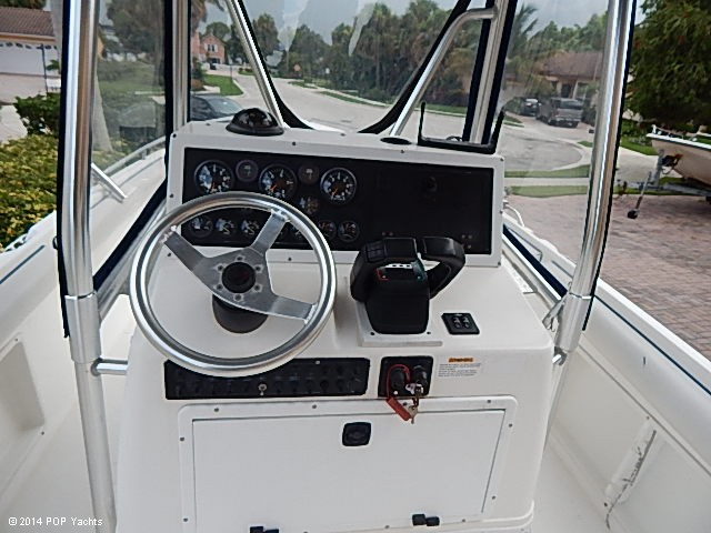 1999 Wellcraft Scarab 26 Sport - Photo #3