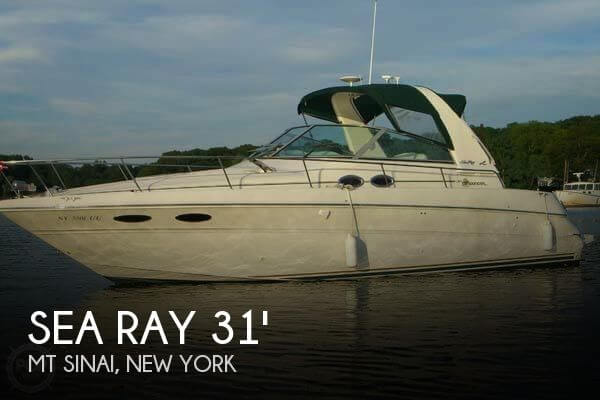 2000 Sea Ray 310 Sundancer - Photo #1