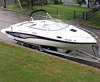 2003 Rinker Captiva 232 Liberty Edition - Photo #5