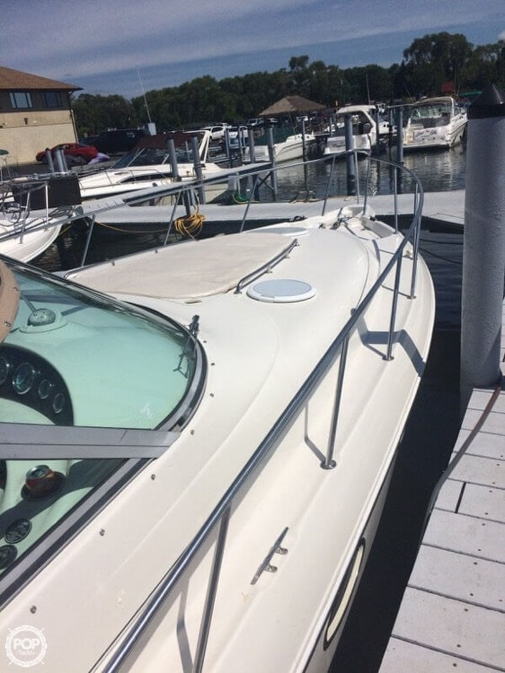 2001 Monterey 322 Cruiser - Photo #5