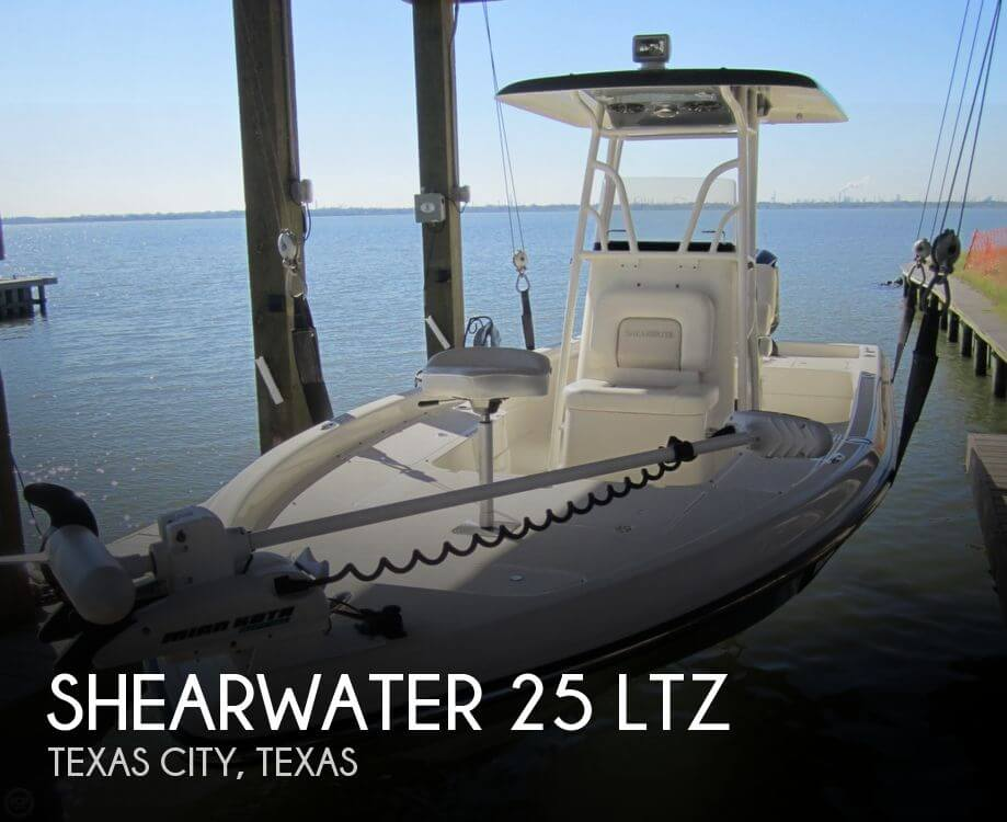 2013 Shearwater 25 LTZ - Photo #1