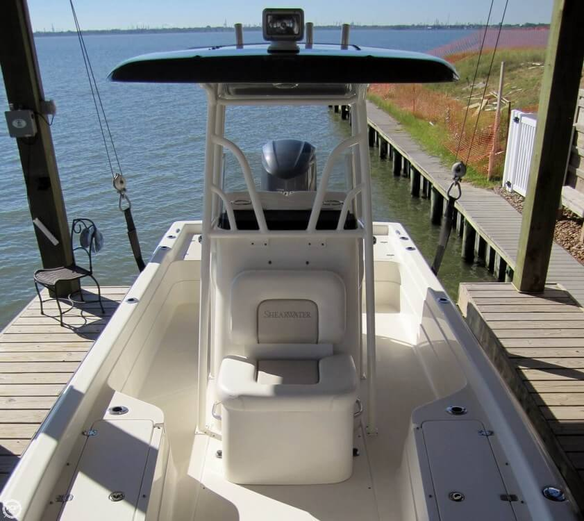 2013 Shearwater 25 LTZ - Photo #5