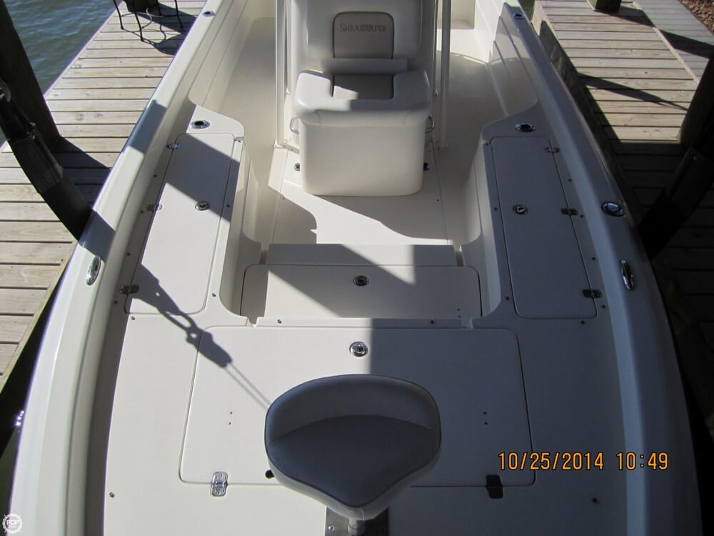 2013 Shearwater 25 LTZ - Photo #6
