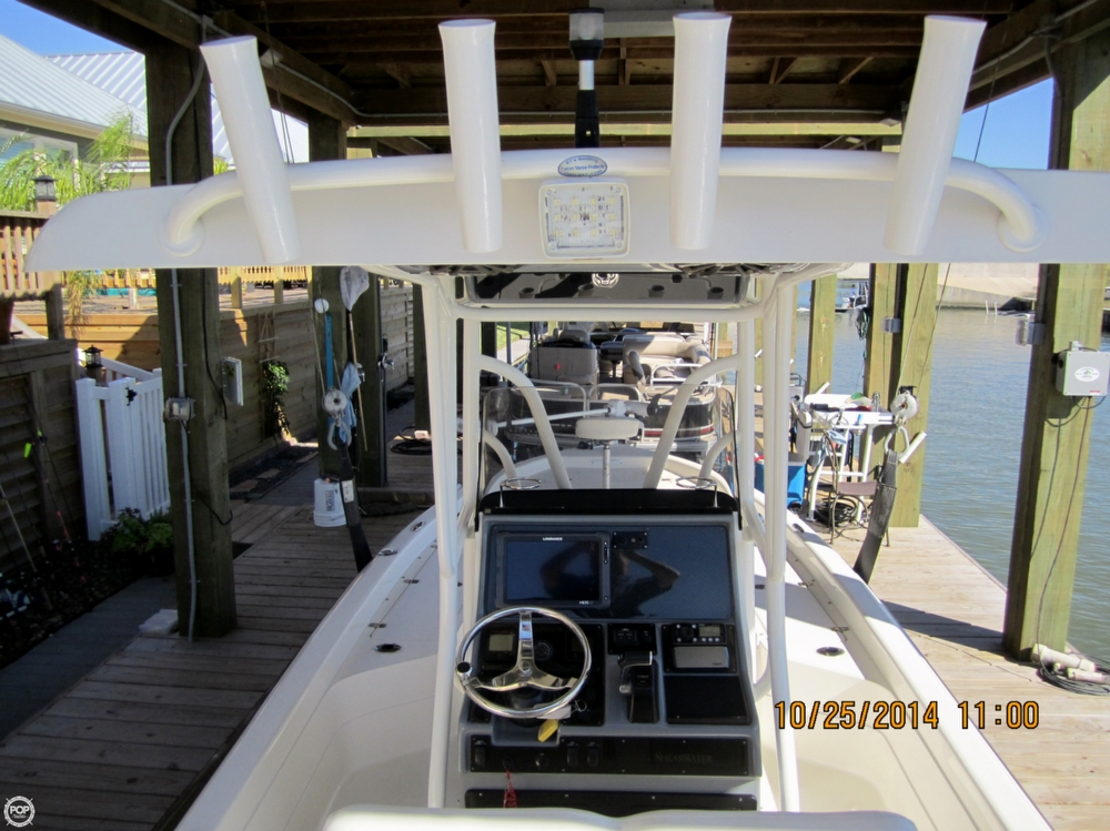 2013 Shearwater 25 LTZ - Photo #8