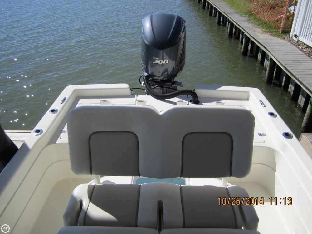 2013 Shearwater 25 LTZ - Photo #10