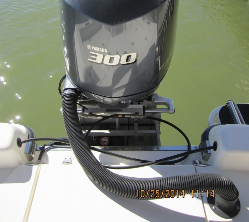 2013 Shearwater 25 LTZ - Photo #12