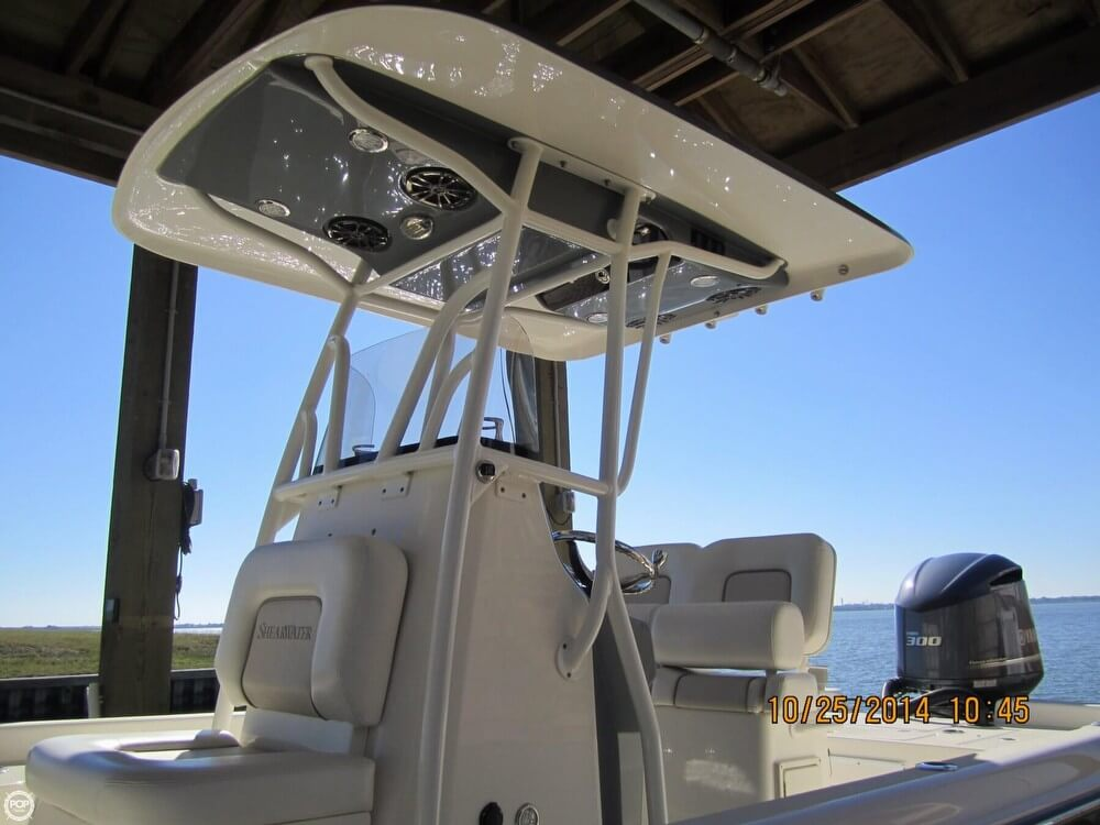 2013 Shearwater 25 LTZ - Photo #23
