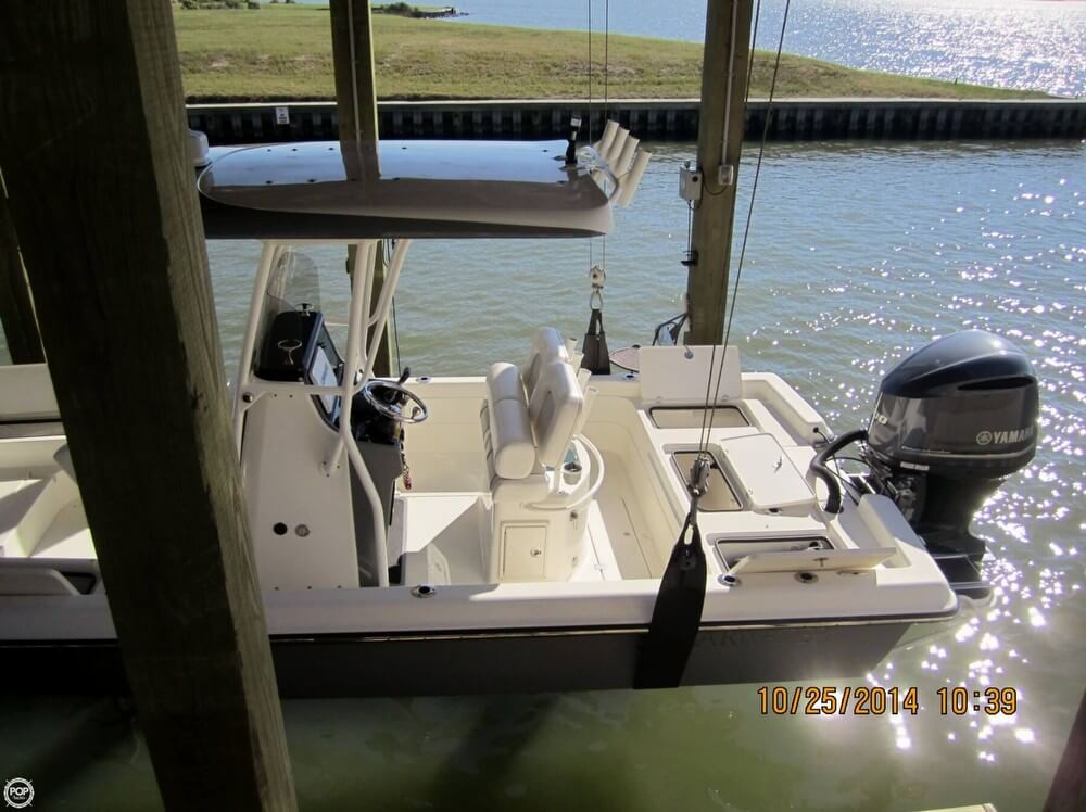 2013 Shearwater 25 LTZ - Photo #27