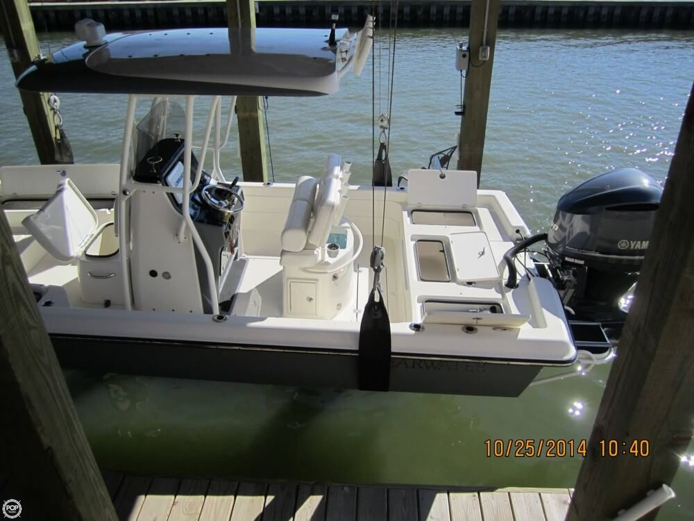 2013 Shearwater 25 LTZ - Photo #28