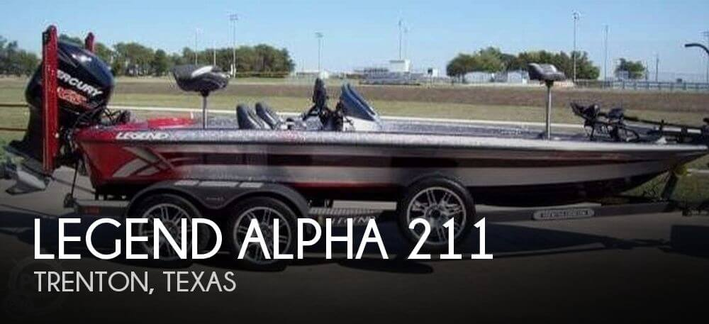 2013 Legend Alpha 211 - Photo #1