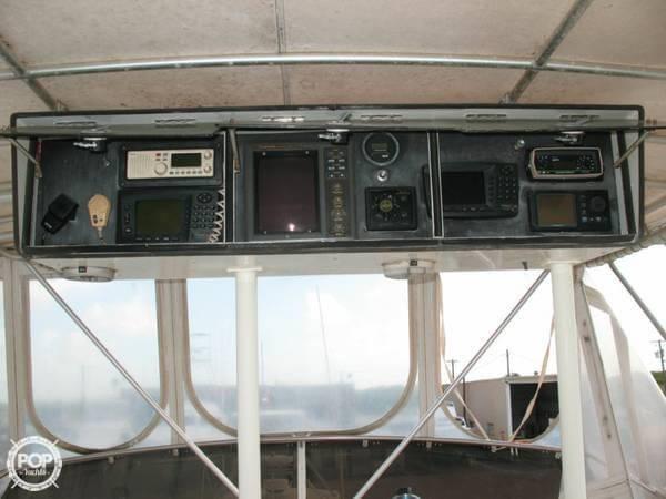 1985 Bertram 46 Flying Bridge Convertible - Photo #11