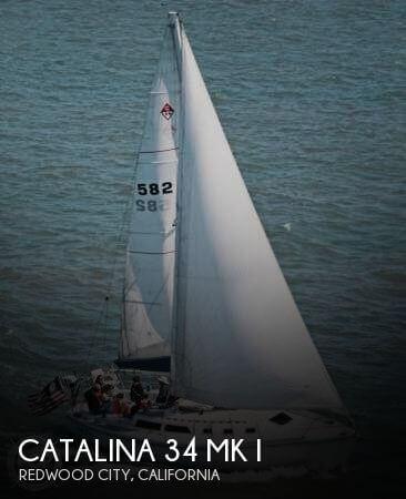 1988 Catalina 34 MK I - Photo #1