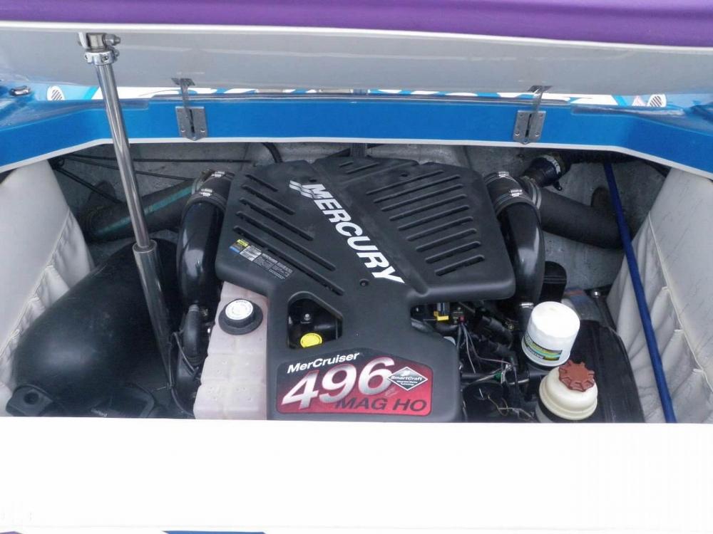 2007 Nordic Heat Open Bow W/Mid Cabin - Photo #11