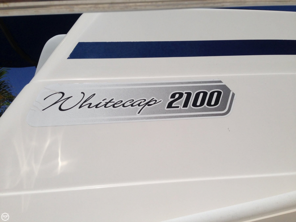 2004 Palm Beach Whitecap 2100 - Photo #4