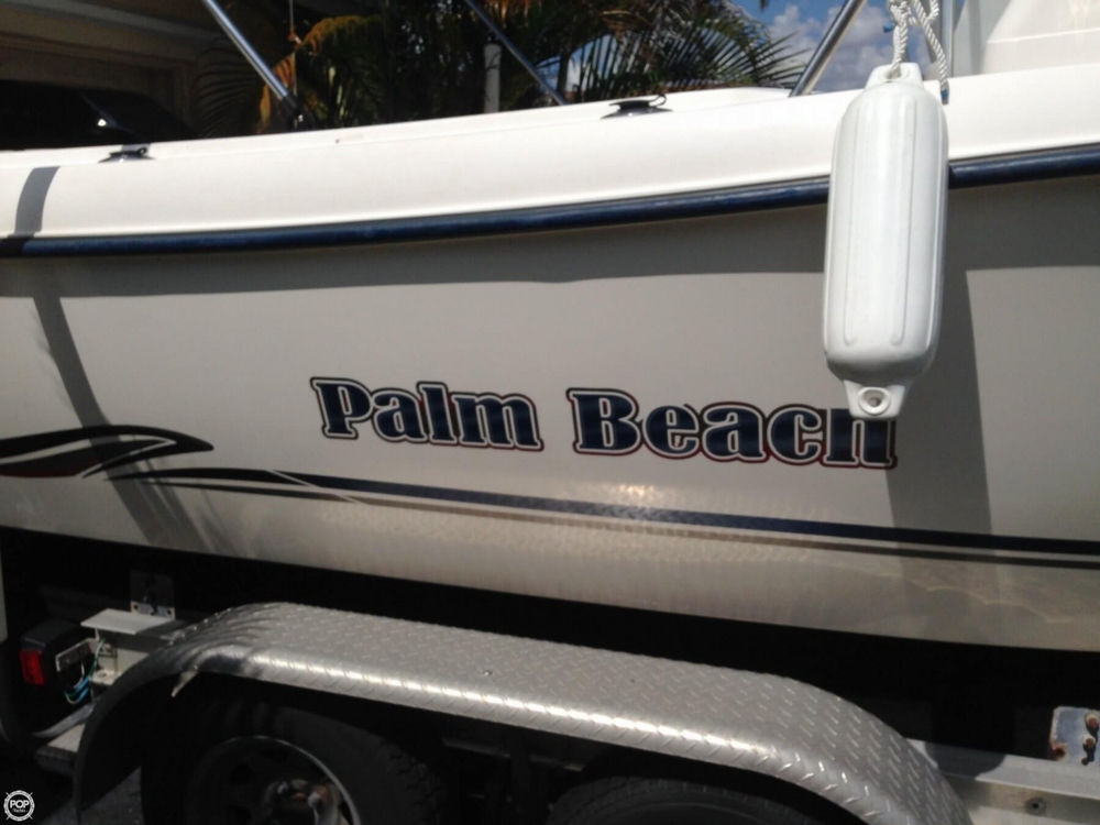 2004 Palm Beach Whitecap 2100 - Photo #5