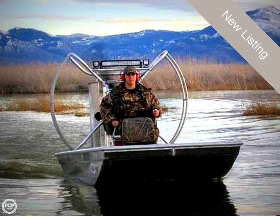 Hydroslide mini airboat Boats For Sale   Used Hydroslide